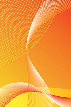 iPhone Ribbons wallpaper