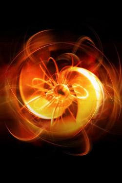 Nucleo iPhone Wallpaper