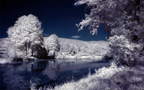 Breeze infrared Photo