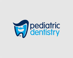Pediatric Dentistry Blue Logo