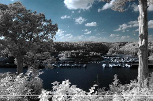 Lake Cumberland Infrared