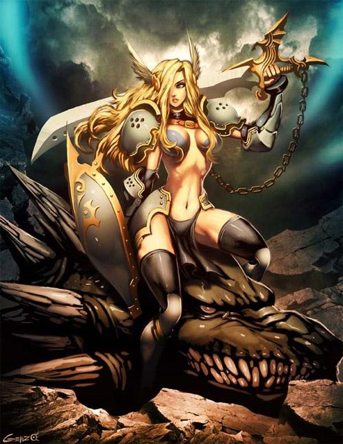 war gods dragon slayer
