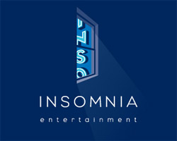 Insomnia Entertainment Logo