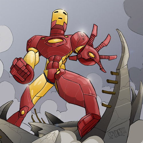 iron man five
