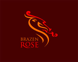 Brazen Rose Logo