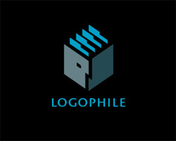 Logophile Blue Design