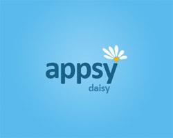 Appsy Daisy Logo Design