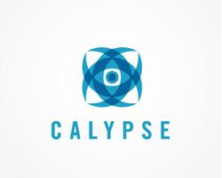 Calypse Blue Logo Design