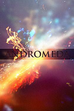 Andromeda iPhone Wallpaper
