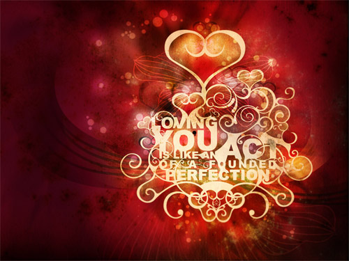 44 free valentine wallpapers for the season of hearts | naldz graphics, Ideas