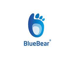 Blue Bear Logo