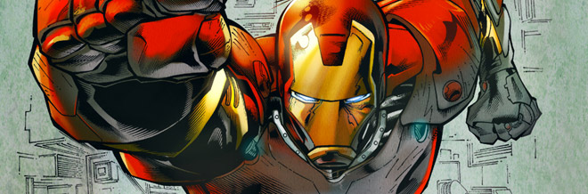 33 Kickass Iron Man Artworks for Inspiration