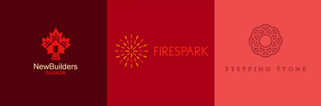 50 Beautiful Examples of Red Logo Designs for Inspiration