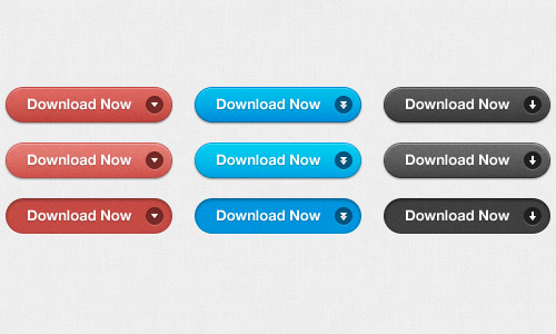 free psd download buttons