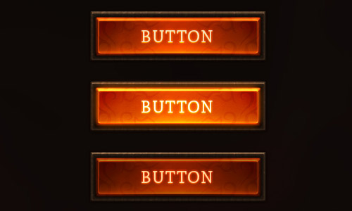 button psd files free fantasy