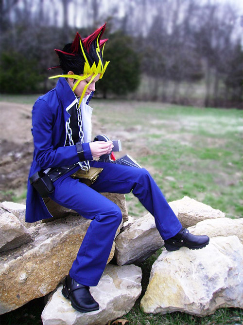 yami cosplay finished