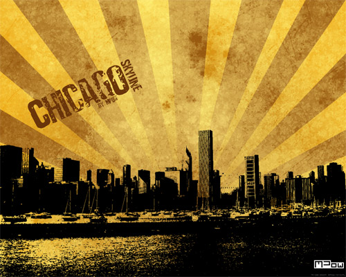 chicago grunge wallpaper