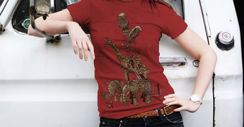 30 Outstanding T Shirt Design Tutorials and Tips - Ha`HeNgrY`Ppy - HeNgrYs Blog