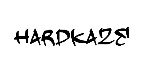 graffiti free font