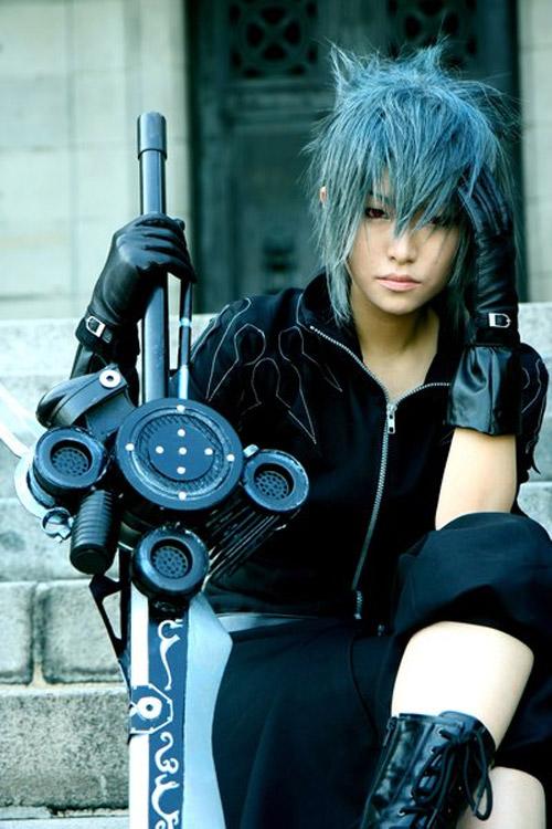 cute cosplay photo
