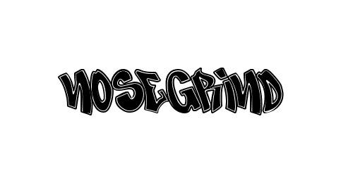 nosegrind graffiti