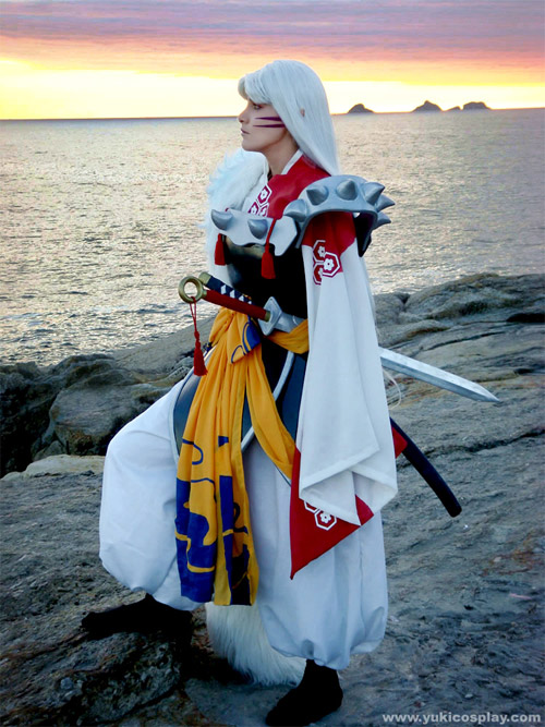 watching the sunset cosplay