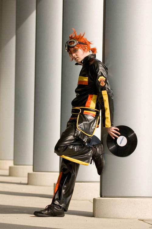 cosplay dj