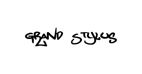 grand stylus graffiti