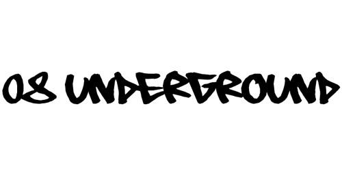 underground graffiti font