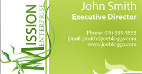 cool business card tutorials