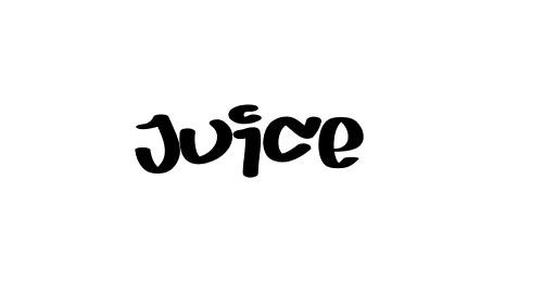 graffiti juice font