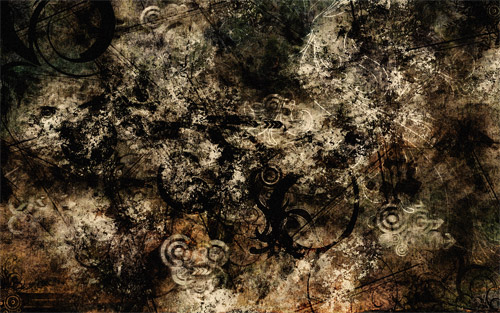 New Abstract Grunge Wallpaper