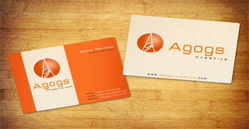 beautiful business card tutorials