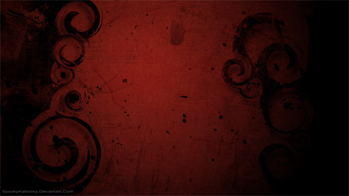 Red Grunge Wallpaper