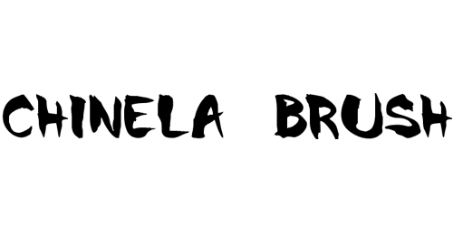 chinela brush