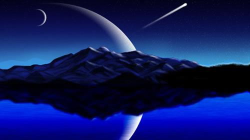 Night-Sky night sky