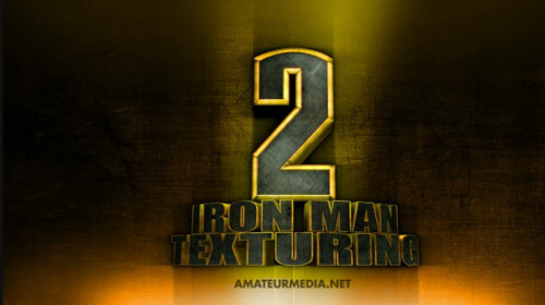 iron man 2 4d tutorial