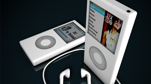 ipod video tutorial 4d