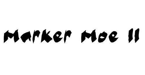 marker moe II
