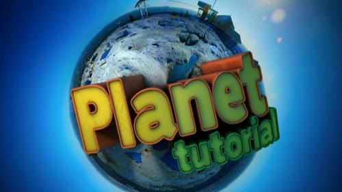 planet tutorial 4d