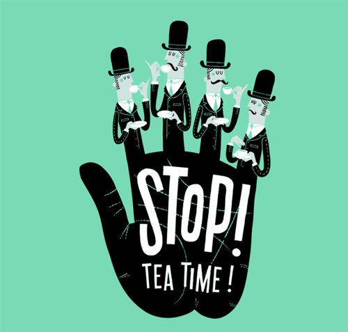 stop tea time