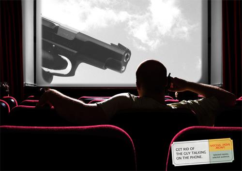 cinema gun