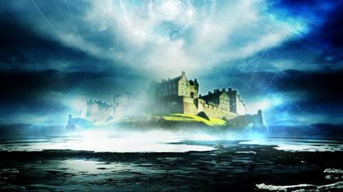 castle scene fantasy