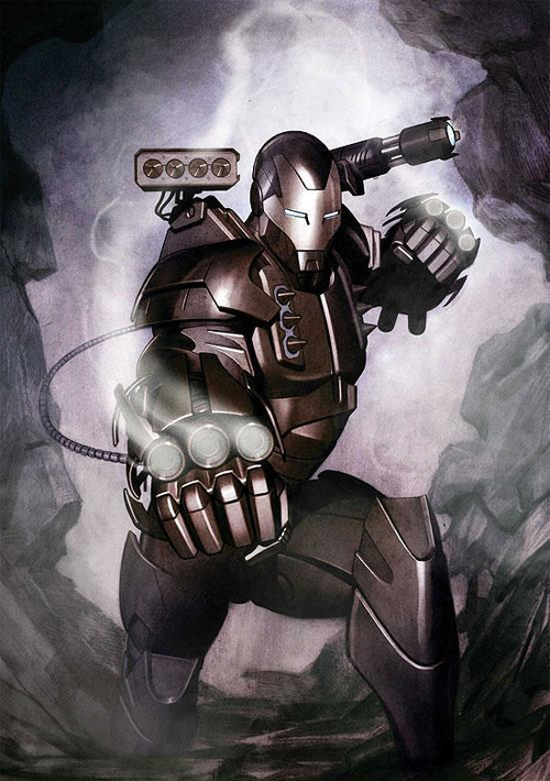 war machine image