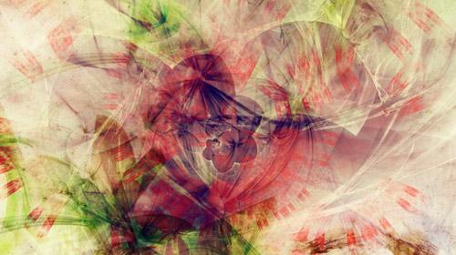 free fractal brushes