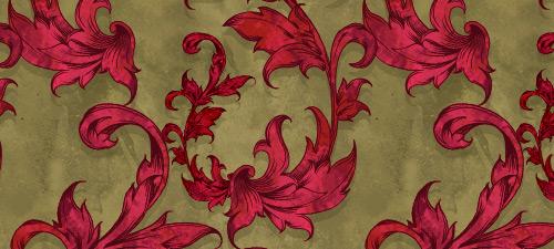 vintage scarlet texture