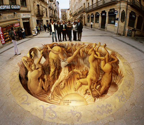 cool and nice 3d painting