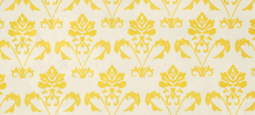 orange gold damask texture