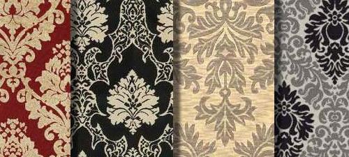 nice damask pattern texture