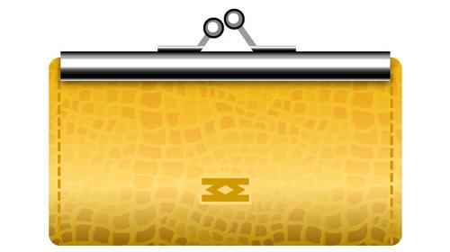 stylish wallet icon tutorial